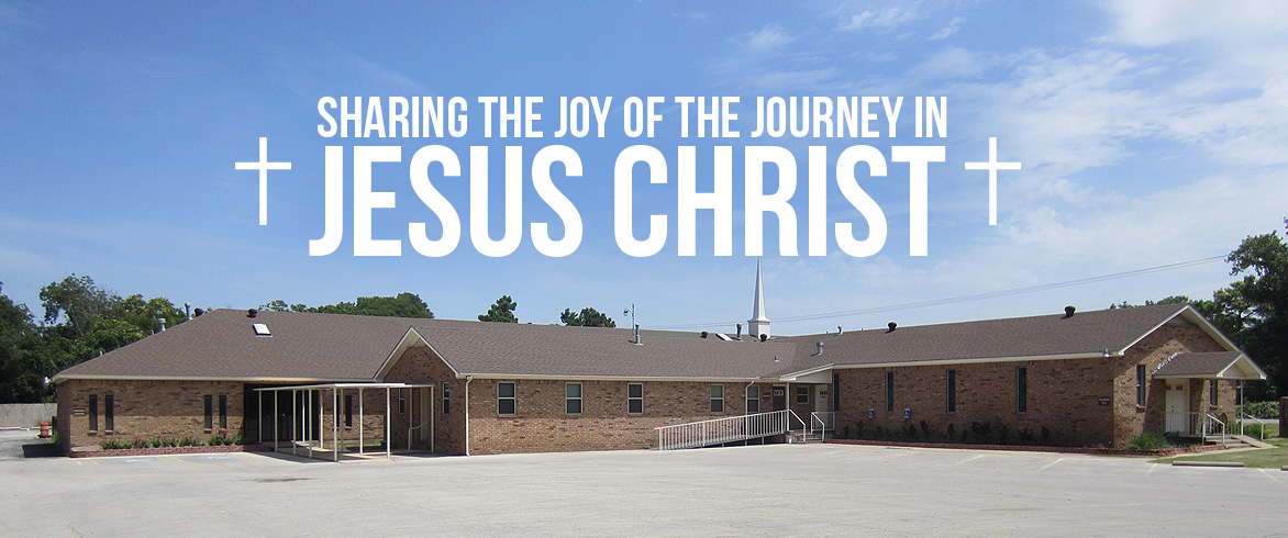 Sharing the Joy of the Journey in Jesus Christ